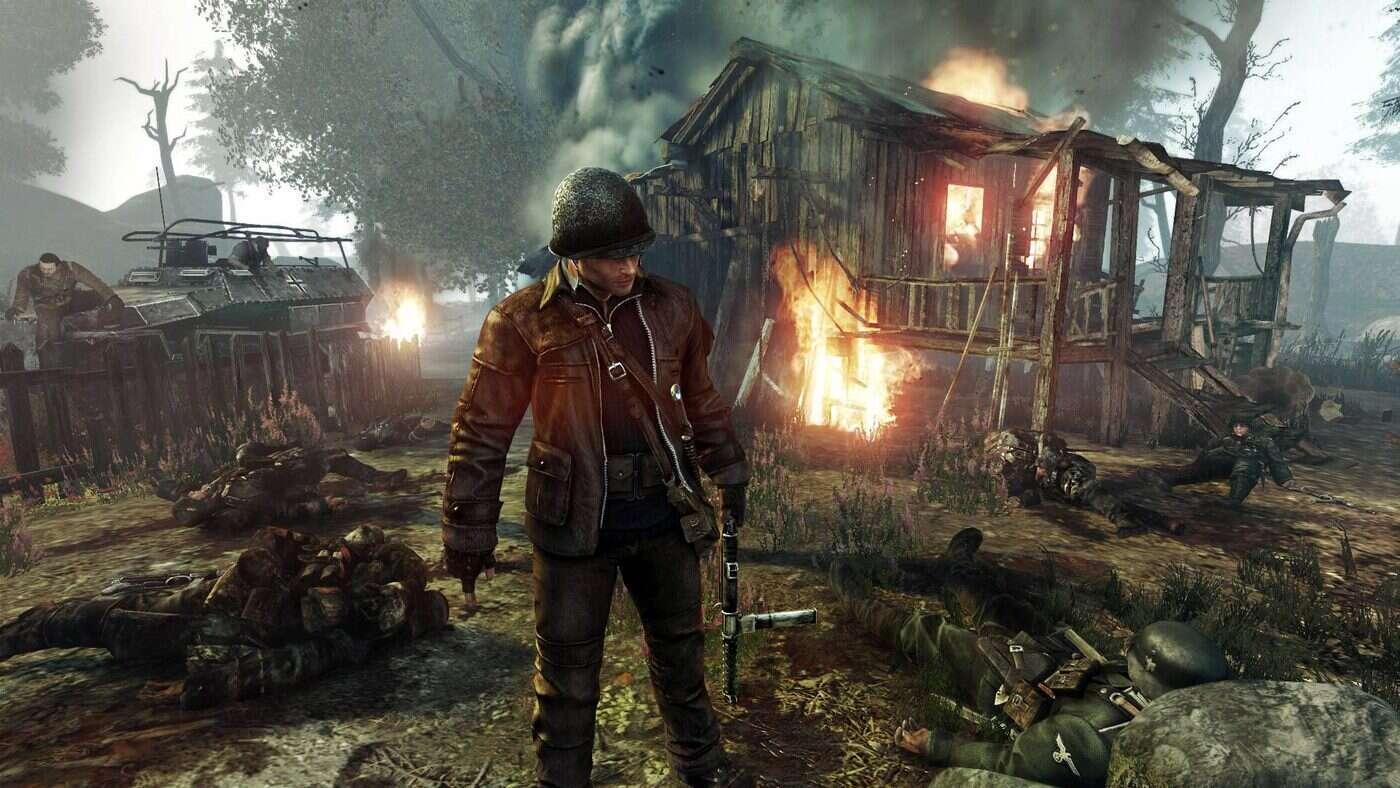 Recenzja gry Enemy Front
