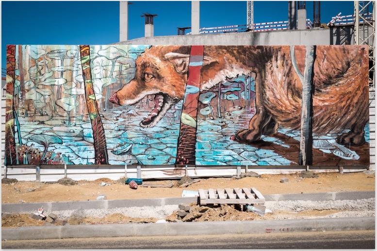 Google rusza ze Street Art Project