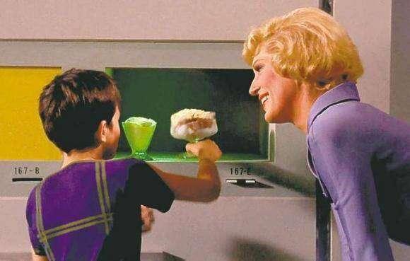 Nestle chce stworzyć replikator żywności ze Star Treka