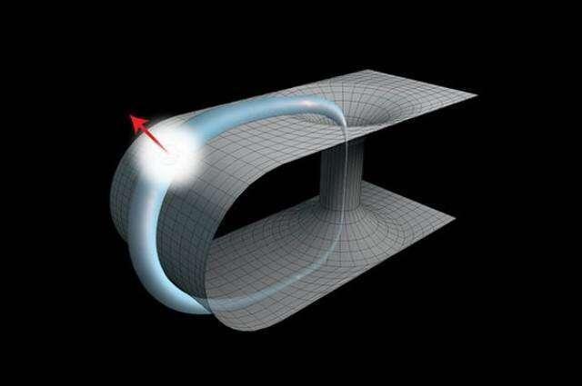 Naukowcy, używając fotonów, wykonali symulację podróży w czasie