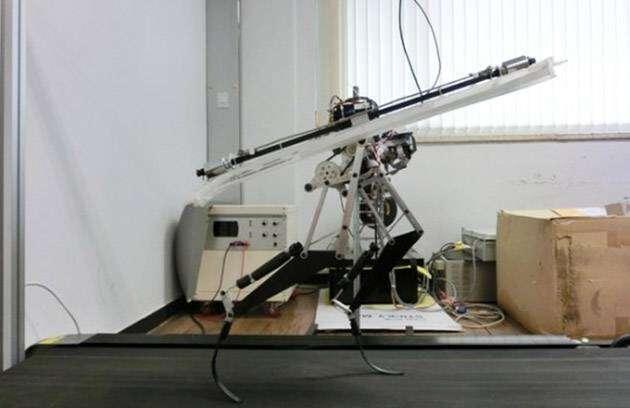 Raptor- robot, który może biegać z prędkością 46km/h