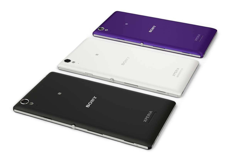 """Sony Xperia T3, czyli """"średniak"""" z 5.3-calowym ekranem"""