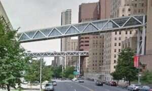 Ostatnie skybridges w Nowym Jorku