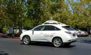 Google testuje samojeżdżące samochody w symulacji w stylu Matrixa
