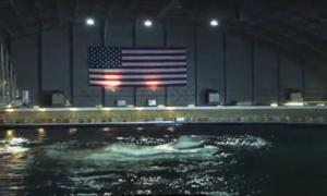 Amerykańska marynarka sprawiła sobie ocean