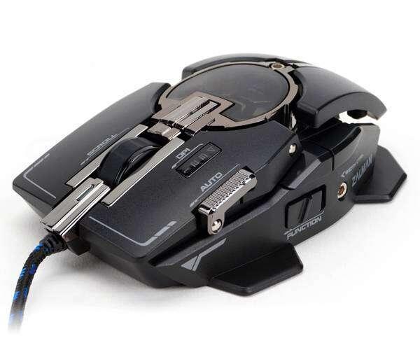 Test myszy Zalman ZM-GM4
