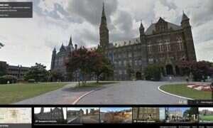 Studia za granicą? Możecie zwiedzić kampusy w Google Street View