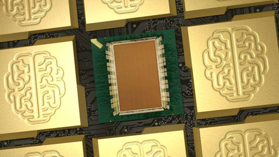 Nowy chip od IBM inspirowany ludzkim mózgiem