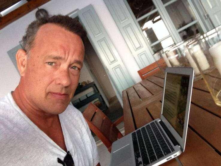 Tom Hanks ma własną aplikację na iPada, która podbija iTunes App Store