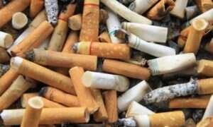 Niedopałki papierosów, które mogą zostać wykorzystane do stworzenia superkondensatorów