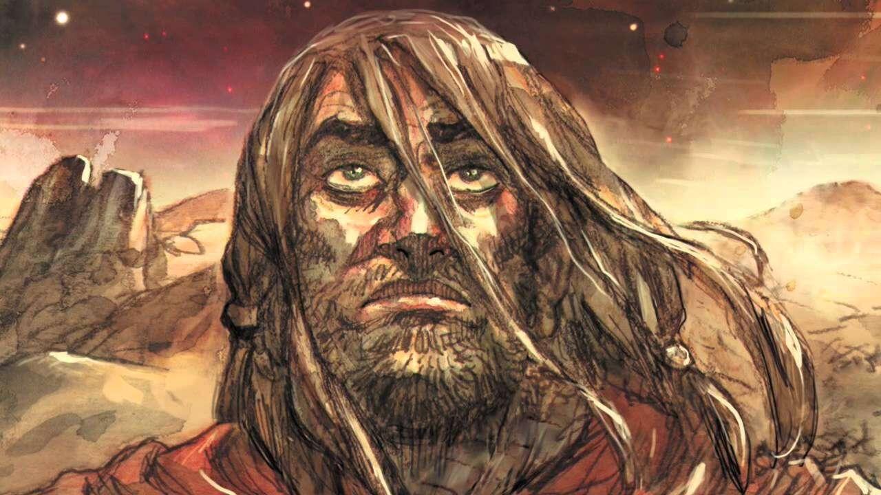 Recenzja komiksu NOE