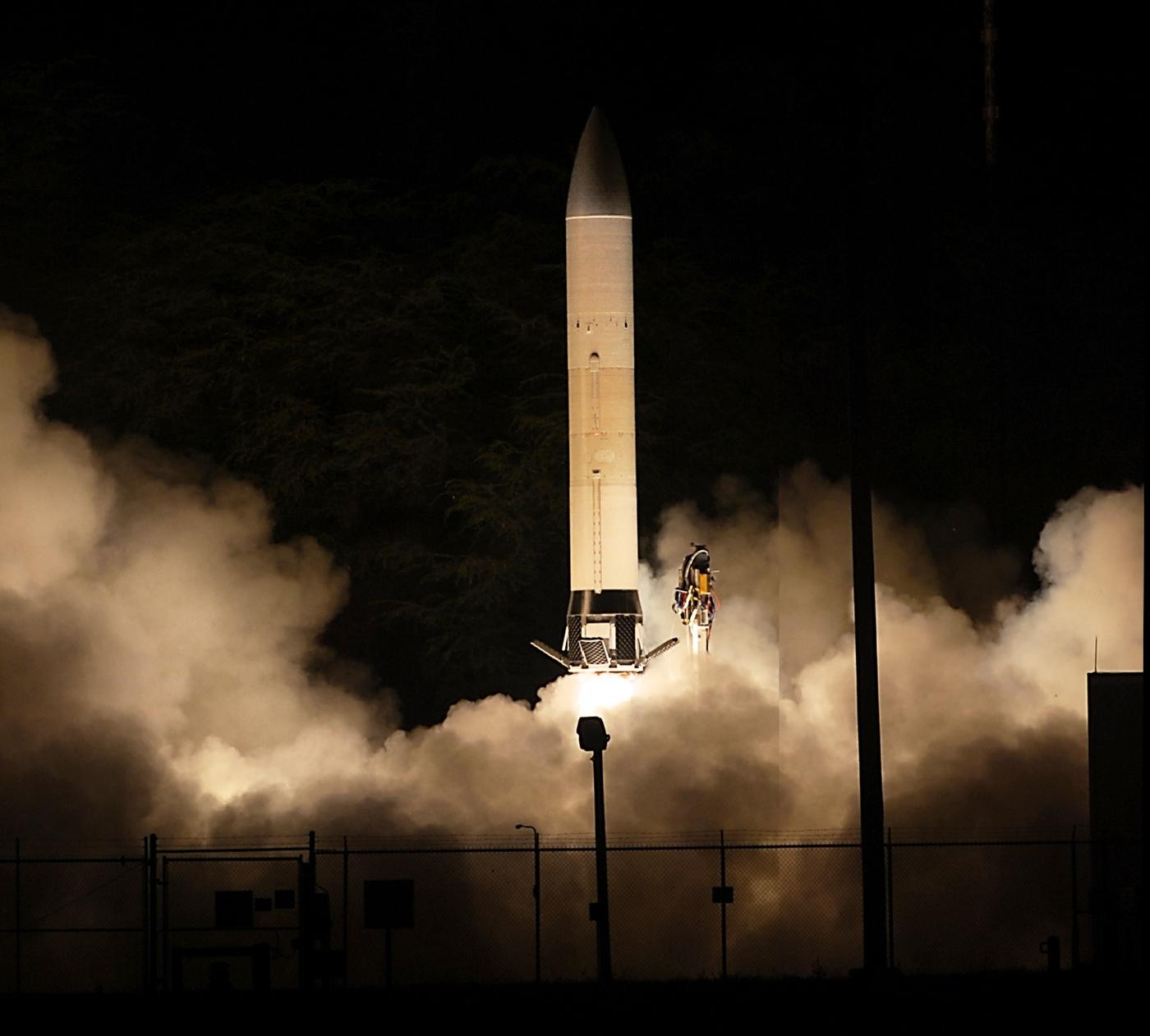 Wojsko USA przeprowadziło test rakiety naddźwiękowej. Nie poszło najlepiej…
