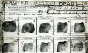 Jak FBI do tej pory dopasowywało odciski palców