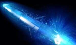 Chińska łódź głębinowa dotrze do San Francisco w 100 minut