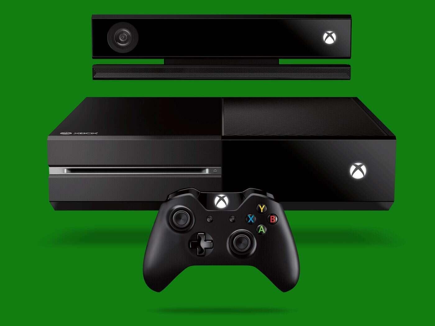 Kupiłem Xboxa One