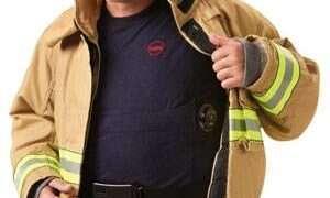 Technologia puka do drzwi strażaków