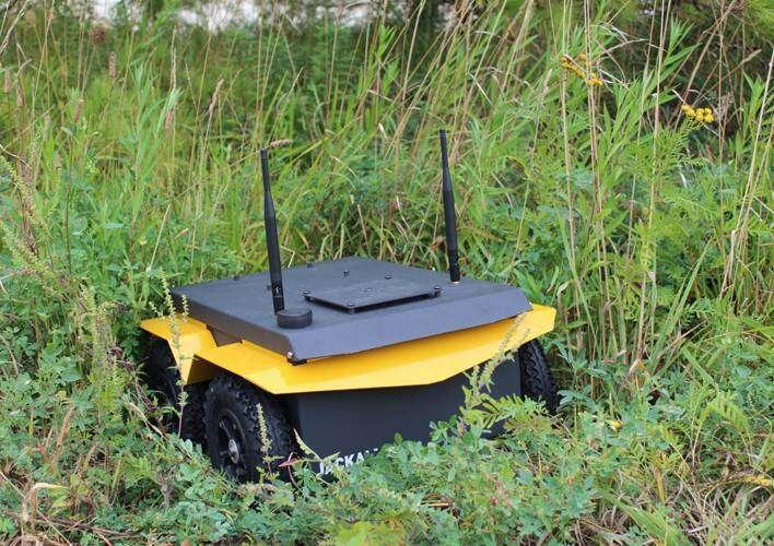 Jackal- bezzałogowy pojazd naziemny