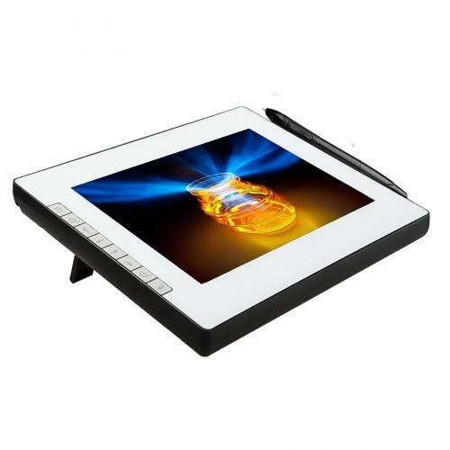 Test tabletu graficznego Yiynova MVP-10U IPS Digitizer Display