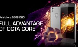 Test smartfona Prestigio MultiPhone 5508 DUO