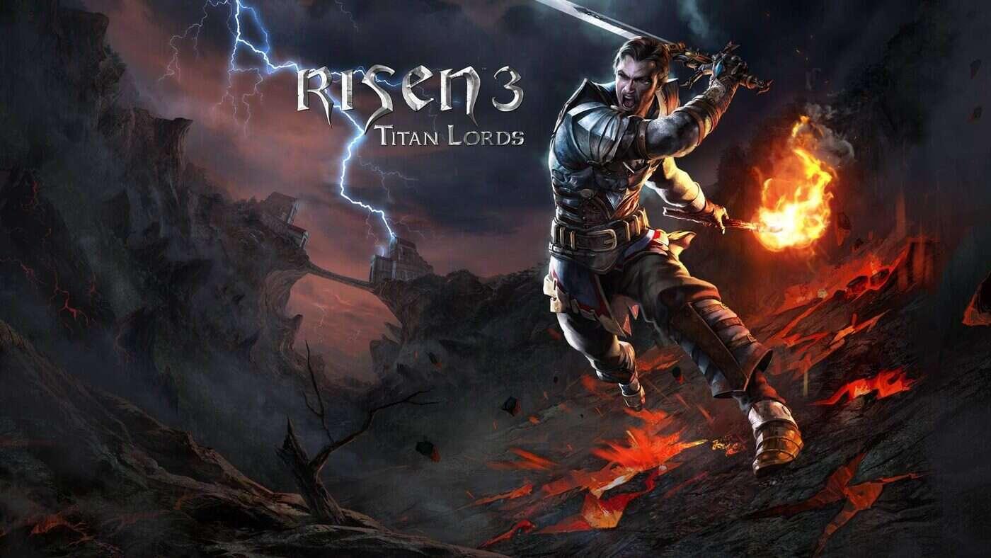 Recenzja gry Risen 3: Władcy Tytanów