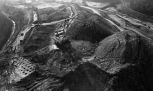 Niezwykłe zdjęcia ukazujące zniszczone środowisko