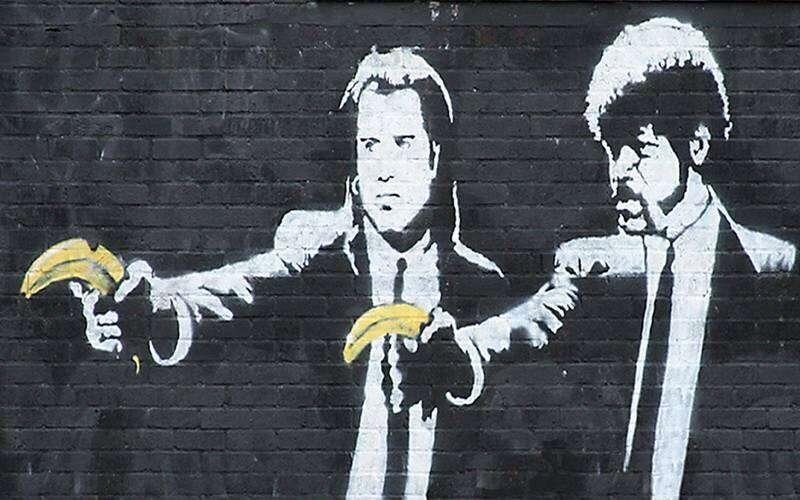 Recenzja książki Banksy Wojna na ściany