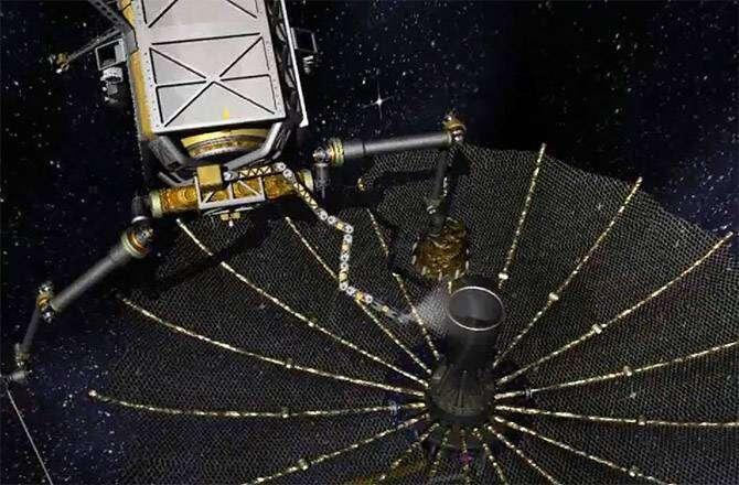 DARPA marzy o robotach serwisujących satelity na orbicie geostacjonarnej