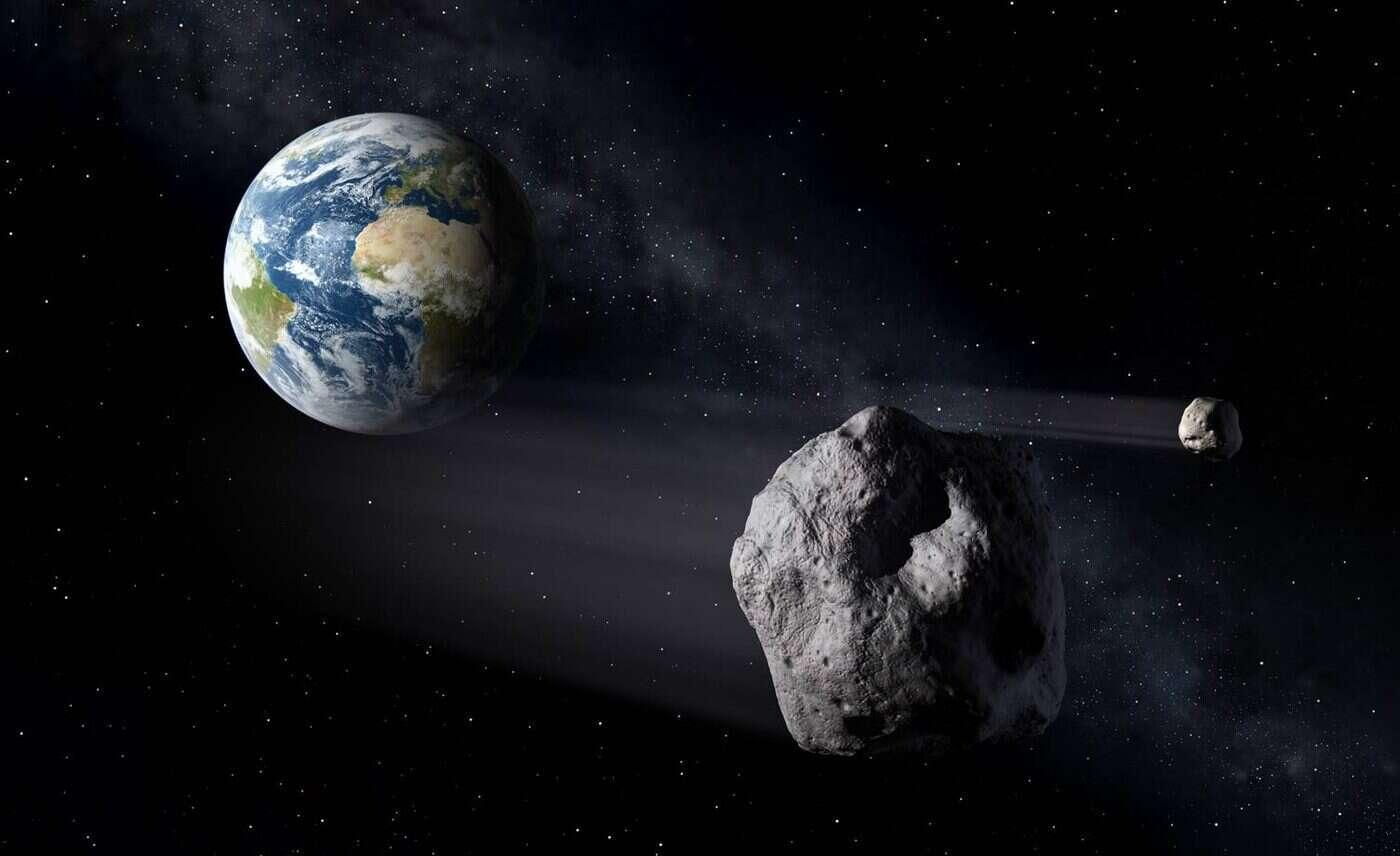 Teleskop podobny do oka muchy będzie ostrzegał przed asteroidami