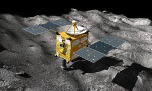 Japonia zamierza wydobywać minerały z asteroid