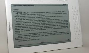 eBook dla Kindle, który złamie zabezpieczenia Twojego konta Amazon