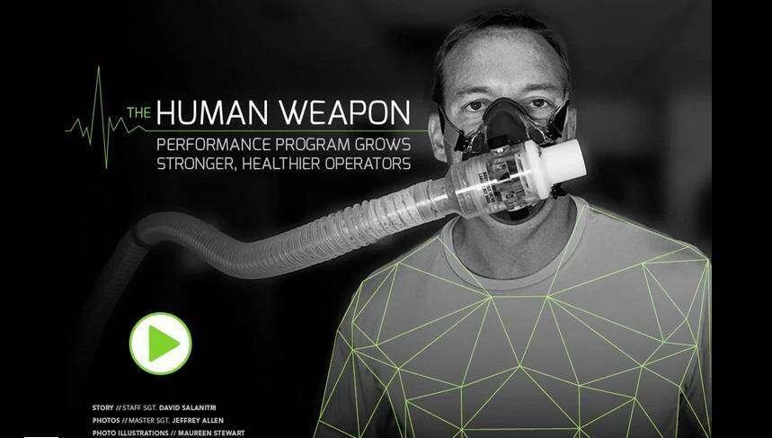 Laboratorium, w którym powstają ludzkie bronie