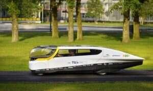 Samochód Stella zasilany energią słoneczną wjeżdża na amerykańskie drogi