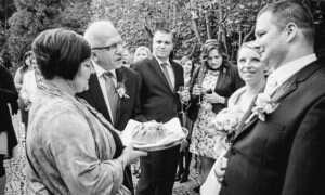 Czwarte niepisane prawo fotografii ślubnej