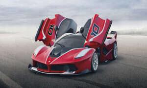 FXX K – hybrydowy supersamochód od Ferrari