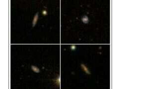 Galaktyki posiadające ogromne zapasy wodoru