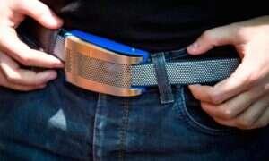 The Belty – Pasek fitness z silnikiem zapewni maksymalną wygodę