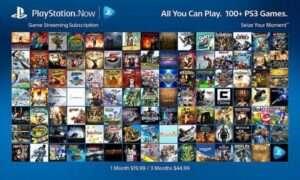 PlayStation Now wystartuje już 13 stycznia w USA i Kanadzie