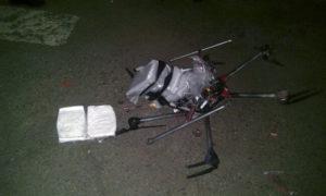 Meksykański dron przemytnik