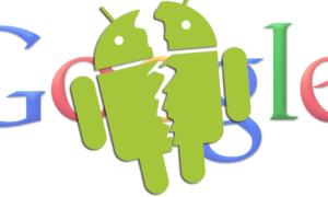 Google tłumaczy brak działań w sprawie zabezpieczeń Androida 4.3
