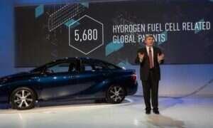 Śladami Tesli – Toyota udostępnia 5 680 patentów do budowy wodorowego auta