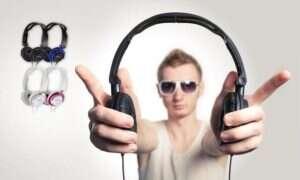 Test słuchawek Panasonic RP-DJS150
