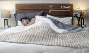 Inteligentny pokrowiec na materac zapewni wam komfortową noc