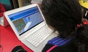 Nauczyciele z różnych narodowości uczą się jak promować programowanie