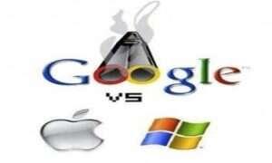 Google kontratakuje – Tym razem ofiarą jest Apple