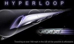 Tor dla futurystycznego Hyperloop powstanie już niebawem