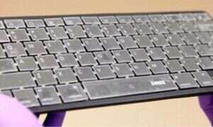 Ta klawiatura wykryje kto na niej pisze