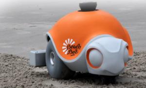 Disney buduje robota, który tworzy malowidła na piasku