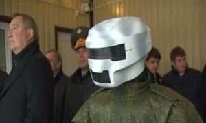 Putin zobaczył nowego rosyjskiego robota bojowego. Reakcja?