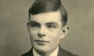 Skrywany zeszyt Alana Turinga trafi na aukcje