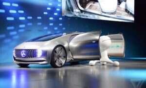 Mercedes-Benz F 015 – Limuzyna przyszłości